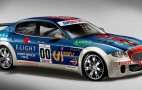 Swiss Team unveils Maserati Quattroporte race car