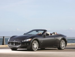 2010 Maserati GranTurismo Convertible (GranCabrio)