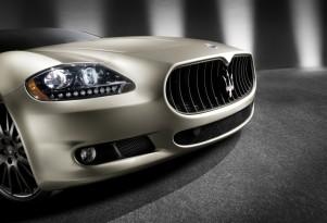 2010 Maserati Quattroporte Sport GT S Awards Edition