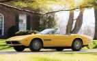 Original Maserati Ghibli Spyder Prototype Heads To Auction