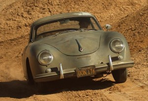Matt Hummel and his 1956 Porsche 356