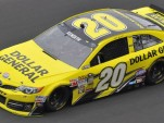 Matt Kenseth's Toyota Camry - image: Joe Gibbs Racing
