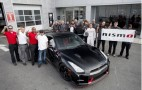 Nissan GT-R NISMO Lands In The U.S., Is Sold Out For 2015: Video