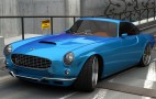 Modern day Volvo P1800 envisaged by Koenigsegg engineer
