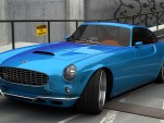 Mattias Vx Volvo P1800 rendered by Vizualtech