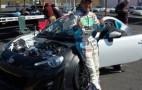 Toyota GT 86 Gets Lexus IS F V-8 Transplant, Goes Drifting: Video