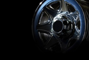 Wheels Combine Carbon, Aluminum For Strength, Lighter Weight
