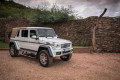 Final Mercedes-Maybach G650 up for auction