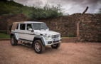 Final Mercedes-Maybach G650 to be auctioned for charity