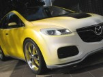 Mazda CX-7 gets an Adrenaline boost for SEMA