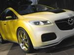 Mazda CX-7 gets an Adrenaline boost for SEMA