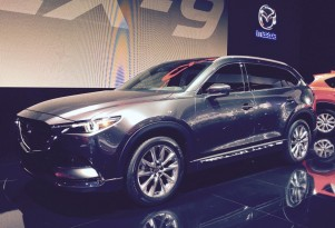 2016 Mazda CX-9 Video Preview