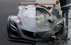 Mazda Furai Concept Burns To The Ground In The Hands Of Top Gear