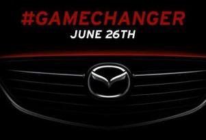 Mazda #GAMECHANGER teaser