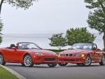 Mazda Miata versus BMW Z3
