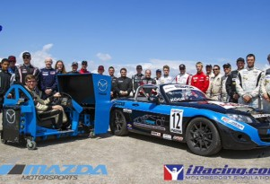 Mazda Motorsports teams with iRacing for new virtual-to-real racer program