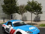Indy 500 Champ, Mazda, And SCCA Community Racing MX-5 For Charity