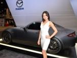 Mazda MX-5 Miata RF Kuro concept, 2016 SEMA show