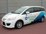 Mazda's Hydrogen Rotary Hybrid Van, A Different Approach to Green