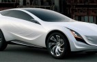 Mazda releases new photos of Kazamai crossover concept