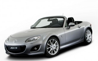 2009 Mazda MX-5 Miata: Facelift Time
