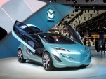 2008 Mazda Kiyora Concept Takes Wing in Paris