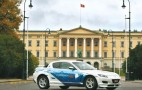 Mazda Hydrogen RX-8 Program Is a Go for Norway