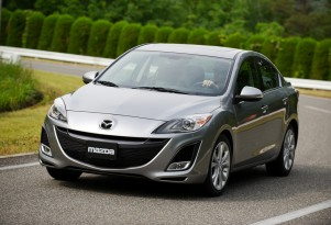 Mazda3 To Get Fuel-Saving Engine Stop/Start Feature