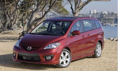2010 Mazda MAZDA5 Photos