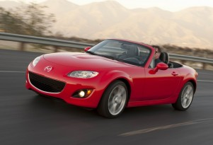 The 2010 Mazda MX-5 Miata is the Perfect Escape From Family Life