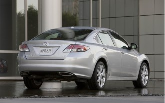 2009-2010 Mazda6 Recalled For Potential Spider Infestation