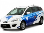 Mazda Premacy Hydrogen RE Hybrid