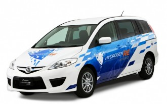 Driven: Mazda Premacy Hydrogen RE Hybrid