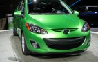 Funky 2011 Mazda2 Finally Makes U.S. Debut
