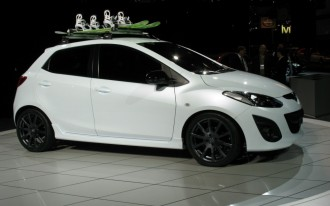 Mazda Emphasizes Zoom-Zoom Qualities To Cast Wide With Mazda2