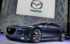 2010 Los Angeles Auto Show: Mazda Shinari Concept Live Photos
