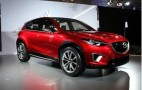 Mazda Minagi Concept: 2011 New York Auto Show Live Photos
