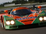 1991 Mazda 787B four-rotor race car