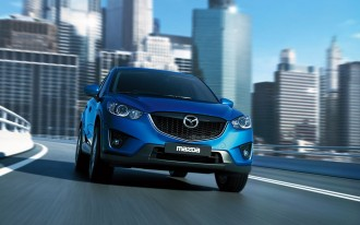 2012 Mazda CX-5: First Look