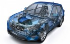 Mazda First Automaker To Implement Ultra-High Tensile Steel