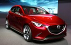 Next-Gen Mazda 2 Previewing Hazumi Concept Live From Geneva
