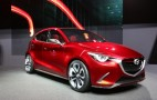 Next Mazda 2: Hazumi Concept Live Photos From Geneva Show