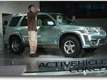 Mazda Activevehicle concept,1999 Tokyo Motor Show