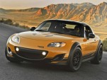 Mazda's MX-5 Super20, refreshed for SEMA 2011