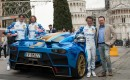 Mazzanti named technical partner for Cetilar Villorba Corse racing team