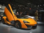 McLaren 570S Coupe, 2015 New York Auto Show