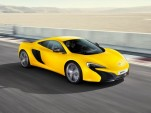 McLaren 625C for Asian market