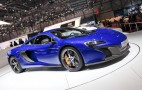 McLaren 650S Supercar: 2014 Geneva Motor Show Video And Live Photos