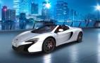 McLaren 650S Configurator Launched