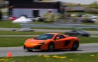 2015 McLaren 650S first drive review